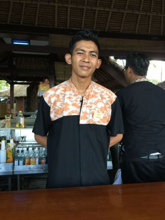 Nusa Dua barman