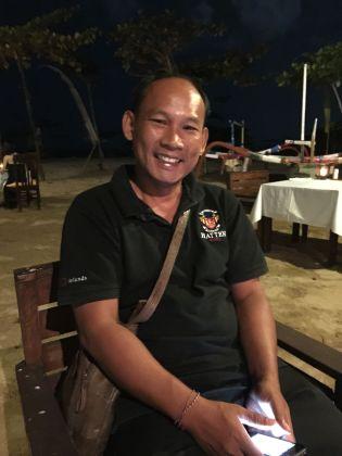 Budi, Nusa Dua restauranteur